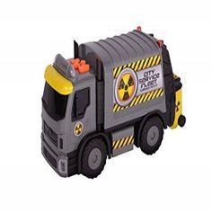 Road Rippers City Service Fleet Garbage Truck