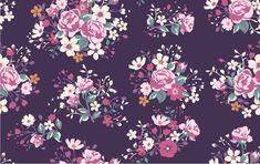 pinterest vintage rose | seamless vintage rose pattern by ~dengwei1361159 on deviantART