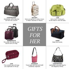 5c4c56697c7b Gifts For Her - Stylish Branded Luggage Bags from top manufacturer Delsey
