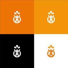 Project Orange by Łukasz Ociepka, via Behance