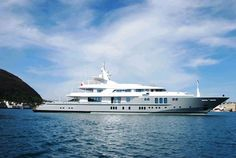 TOP 40 PRIVATE LUXURY SUPERYACHTS IN THE WORLD – III