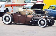 pictures of rat rod #trucks Custom Rat Rods, Custom Cars, Chevy Trucks, Pickup Trucks, Semi Trucks, Rat Rod Cars, Rat Rod Trucks, Rat Rod Pickup, Traditional Hot Rod