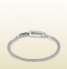 Gucci bracelet in silver - Gucci Bracelet - Ideas of Gucci Bracelet - Gucci bracelet in silver Gucci Bracelet, Gucci Jewelry, Bracelets For Men, Bangle Bracelets, Jewelery, Bangles, Fashion Rings, Fashion Jewelry, Men's Fashion