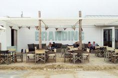 Shipping Container Sheds, Holland, Pergola, Co Working, California Dreamin', Beach Bars, Cafe Restaurant, Beach Club, Interior Design Inspiration