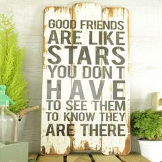 Decoupage, Good Friends Are Like Stars, Typography, Lettering, Diy And Crafts, Woodworking, Instagram, Wedding, Inspiration