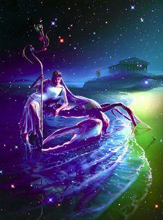 kagaya yutaka the zodiac Cancer