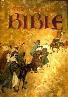 The Children's Bible - Love it and have it on my bookshelf to share with my grandchildren!