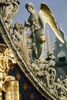 Angel, Venice , Venezia Veneto