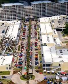 Car show at the wharf. Orange Beach