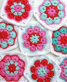 Transcendent Crochet a Solid Granny Square Ideas. Inconceivable Crochet a Solid Granny Square Ideas. Crochet Blocks, Crochet Squares, Crochet Granny, Crochet Motif, Crochet Stitches, Knit Crochet, Crochet Patterns, Granny Squares, Crochet African Flowers