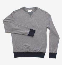 Shades of Grey Crewneck Sweatshirt