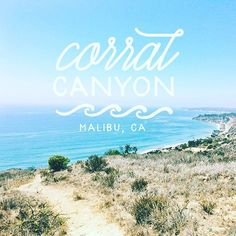Corral Canyon - Malibu, CA — hikeology The Thing Is, Getting Out, Dog Friends, Beautiful World, Fitness Motivation, Hiking, Journey, Neon Signs, Ocean Views