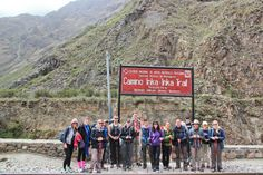 Tips for hiking the Inca Trail