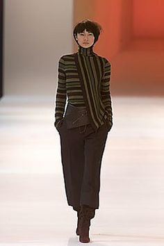 Kenzo Fall 2000 Ready-to-Wear Fashion Show - Gilles Rosier