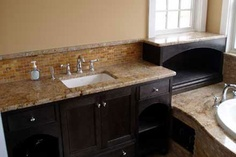 Your kitchen counter plays an important role in setting the design style of your home.