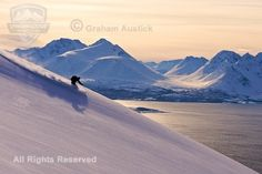 Ski Touring Lyngen Alps Norway Summit To Sea (7 dagen in feb-apr ook northern lights)