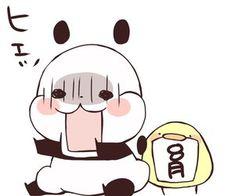 icon, kawaii, and love image Japan Icon, Panda Drawing, Baby Hamster, Molang, Panda Love, Love Images, Easy Drawings, Hello Kitty, The Creator