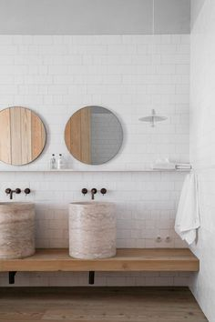 Ana Degenaar: Santa Clara 1728 in Lisbon Bad Inspiration, Bathroom Inspiration, Plywood Furniture, Modern Bathroom Design, Bathroom Interior, Hotel Boutique, Interior And Exterior, Interior Design, Design Design