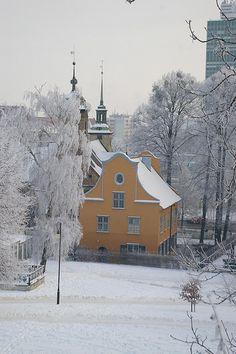 GDAŃSK winter