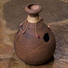 Udu 'Vessel' Clay Drum