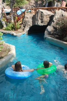 Kids love the pools, slides and lazy river at the Grand Wailea Resort.