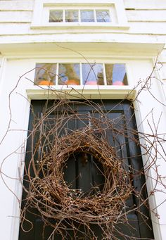 Nora Murphy Country House - Wreath love!