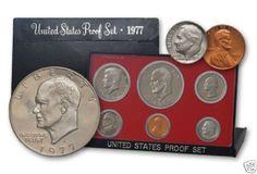 State quarters - Presidential Dollar 2015 Proof set CN-Clad Kennedy OGP 14