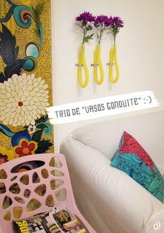Decorviva! - Inspiração no tom da decoração.: FAÇA VOCÊ MESMO