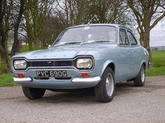 Mk1 Ford Escort Escort Mk1, Ford Escort, Mk 1, Ford Lincoln Mercury, Cars Uk, British Sports Cars, Ford Classic Cars, Car Colors, Car Ford