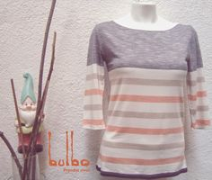 Bulbo: Camisetas - Spring 2014 Spring, Sweaters, Dresses, Fashion, Sewing Lessons, Tents, T Shirts, Vestidos, Moda