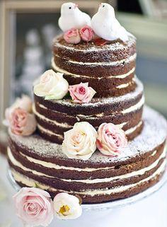 adorable wedding cake bird toppers