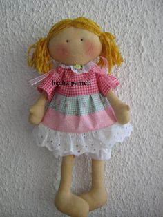 muñeca Anita rosa | Flickr – Compartilhamento de fotos!