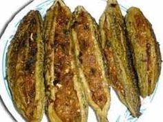 Punjabi Recipes | Punjabi Foods | Punjabi Dishes | Punjabi Menu: Bharwa Karela – Stuffed Bitter Gourd - Punjabi Traditional Food