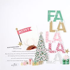 Super cute December documenting happening right here with family member You must go see all the details of this… December Daily, Card Making Inspiration, Layout Inspiration, Scrapbooking Layouts, Scrapbook Cards, Beauty Journal, Christmas Scrapbook, Happy Planner, Christmas Holidays