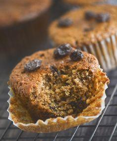 Weight Watchers SmartPoints=8:Raisin Bran Muffins – Recipe Diaries