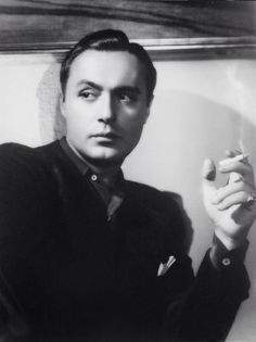 Charles Boyer (August 28, 1898 - August 26, 1978) French actor, known from winning an Honorary Academy Award in 1941.