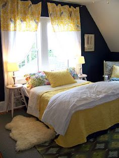 The Life of CK and Nate: The Evolution of the Guest Room  (Guest Room Makeover Ideas)