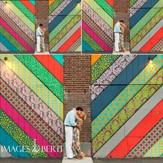 Asbury Park Engagement Photo Shoot | Photography by Berit Bizjak of Images by Berit