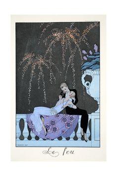 Art.fr - Georges Barbier - tableaux et affiches pour amoureux d'art