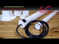 Make Vacuum pump