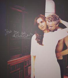 'Zip me up, Draco?'