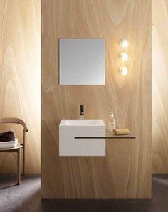 Nouveaux produits bâtiments : KRAMER DESIGN Dans la salle de bains le temps suspend son vol