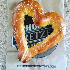 5 Places to Get Free Pretzels on National Pretzel Day 2016: Philly Pretzel Factory has Free Pretzels for National Pretzel Day