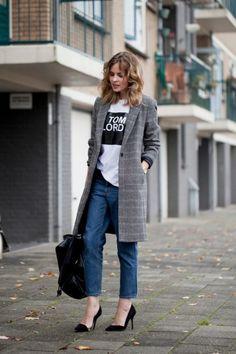Menswear Inspired Womenswear Fashion Ideas0121