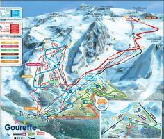 Gourette estrenará una nueva pista roja   Lugares de Nieve