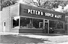 We used to get sweet rolls on Sunday mornings here. Early 70's