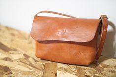 Adorable little leather satchel #leatherlove #leatherbag