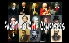 If you are looking for a new, fresh, and fun way to introduce composers to your students, look no further! FaceTime with Composers offers your students a humorous, factual, and fun way to get to know famous composers. After watching this goofy and informative video, your students won't forget the composer they just learned about!*Each Video comes with a PowerPoint that includes a listening activity**Watch for new composers to be added to my store**Want to make a request?