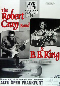 Robert Cray band & B.B. King