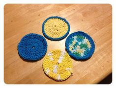 crochet coasters. Please visit my FB page at: https://www.facebook.com/KPKreations